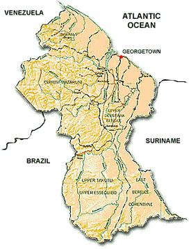 Travel Guyana General Information