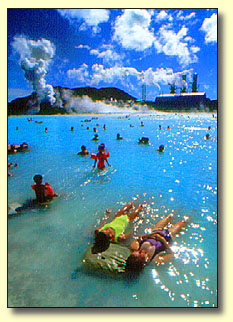 Iceland S Blue Lagoon