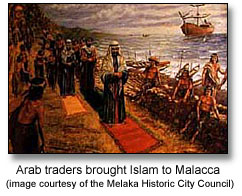 golden age of malacca