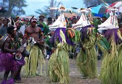 New Guinea MAs FEstival