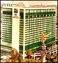 Club Junior Suite Sherton Mexico City Maria Isabel Hotel